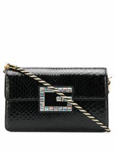 Gucci Square G shoulder bag - Black