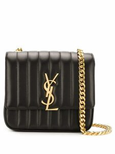Saint Laurent Vicky medium shoulder bag - Black