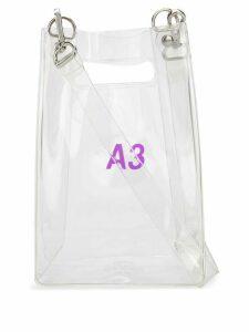 Nana-Nana A3 tote bag - White