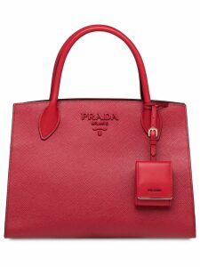 Prada Bibliotheque tote - Pink