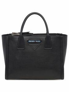 Prada Prada Concept calf leather bag - Black