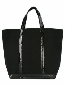 Vanessa Bruno sequin embellished tote - Black