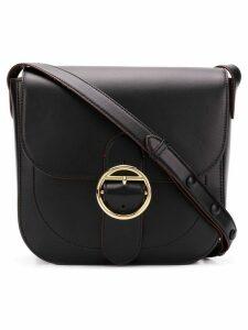 Joseph classic ring crossbody bag - Black