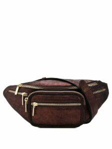 Manokhi belt bag - Brown