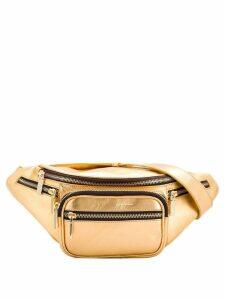 Manokhi belt bag - Gold