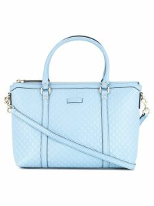 Gucci Pre-Owned GG 2way hand bag - Blue