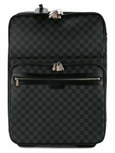 Louis Vuitton Pre-Owned Pegase 55 carry hand bag - Black