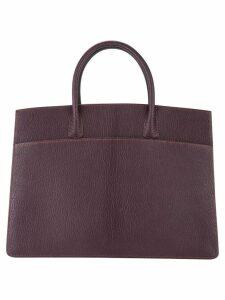 Hermès Pre-Owned White Bass GM tote bag - Pink