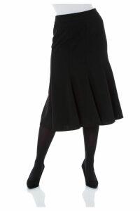 Flute Midi Skirt