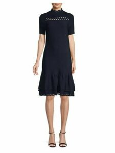 Amity A-Line Ruffled Dress