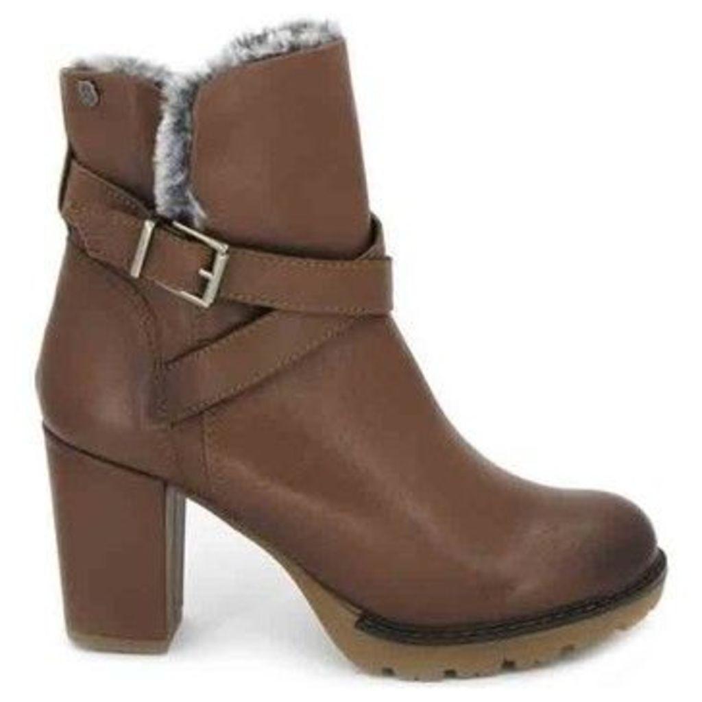 Carmela Shoes  Carmela 66597 Women's Ankle Boots  women's Snow boots in Brown