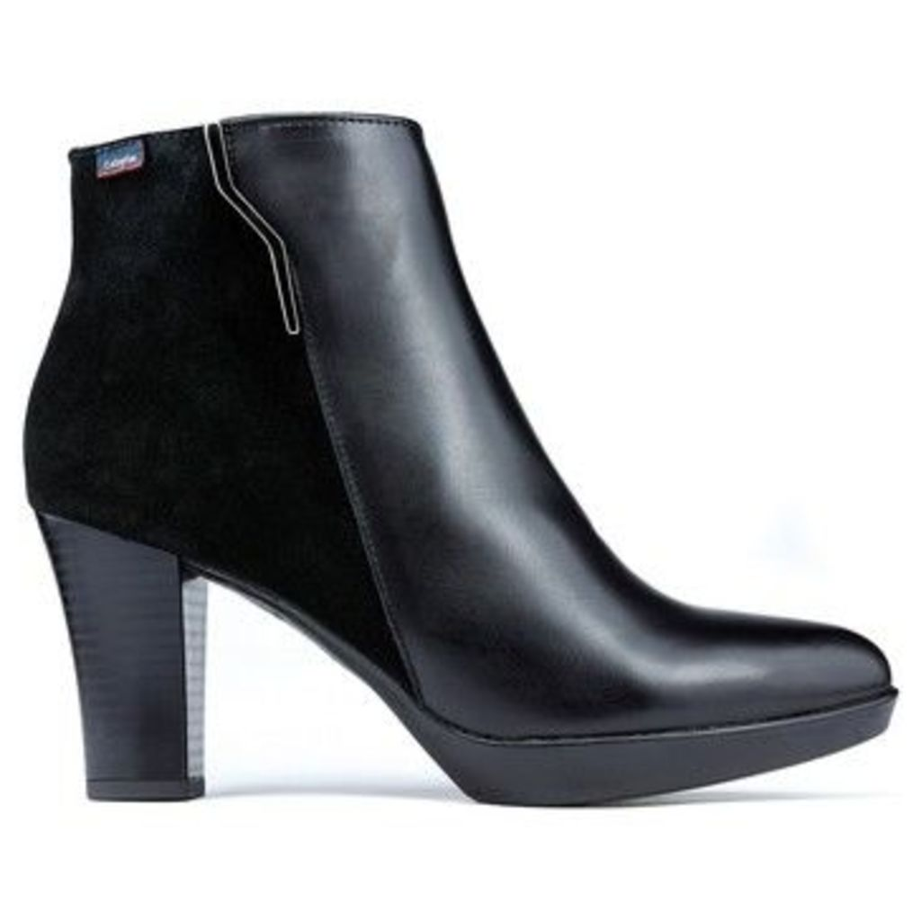 CallagHan  Bond Galatia ankle boots  women's Low Ankle Boots in Black