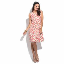For Her Paris  Dress  women's Dress in White