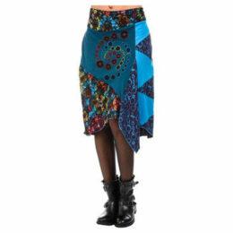 Couleurs Du Monde  Short skirt  women's Skirt in Blue