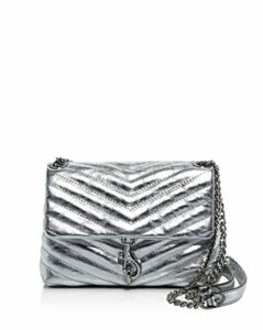 Rebecca Minkoff Edie Quilted Leather Crossbody