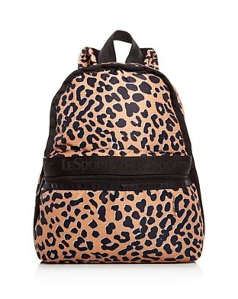 LeSportsac Candace Leopard Print Backpack