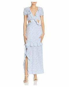 Nightwalker Josie Cutout Maxi Dress - 100% Exclusive