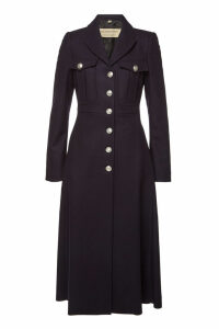 Burberry Beaumaris Wool Coat