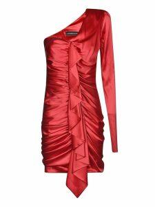 Alexandre Vauthier Draped Detail Short Dress