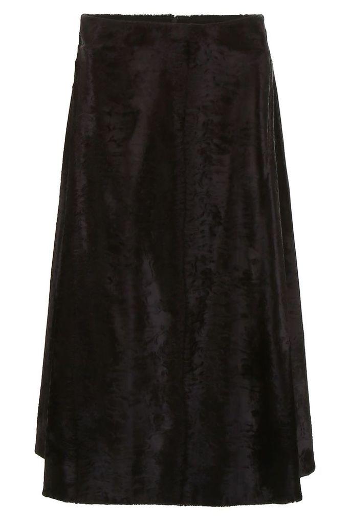 Max Mara Studio Persian Skirt
