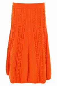 Kenzo Memento N.3 Wool Skirt