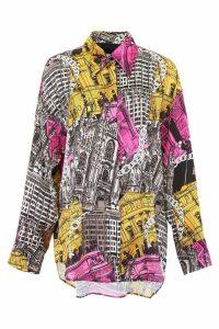 MSGM Duomo Milano Shirt