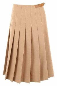 Max Mara Kilt Skirt