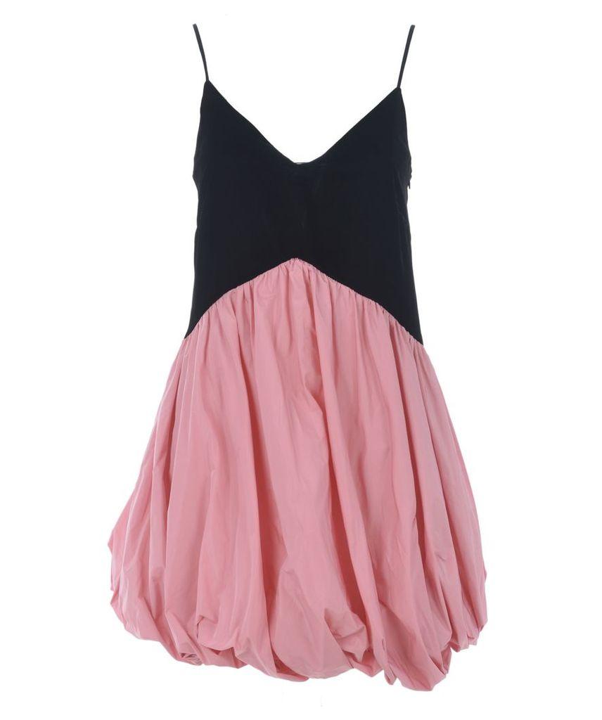 Philosophy Di Lorenzo Serafini Ruffled Short Dress