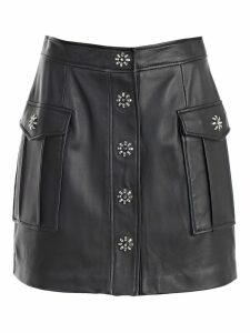 Michael Michael Kors Embellished Skirt