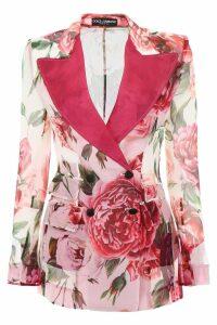 Dolce & Gabbana Organza Blazer