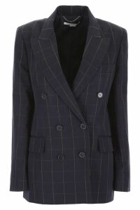 Stella McCartney Check Blazer