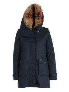 Woolrich Fur Trim Parka