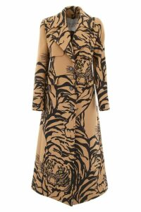 Valentino Tiger Re-edition Coat