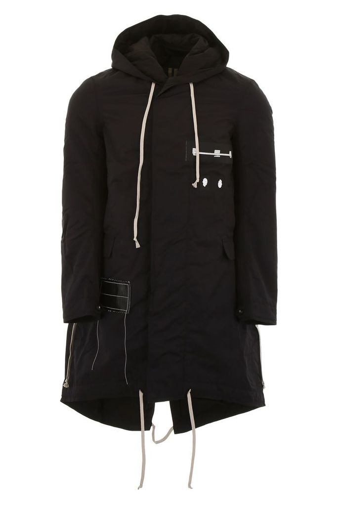 DRKSHDW Parka With Patch