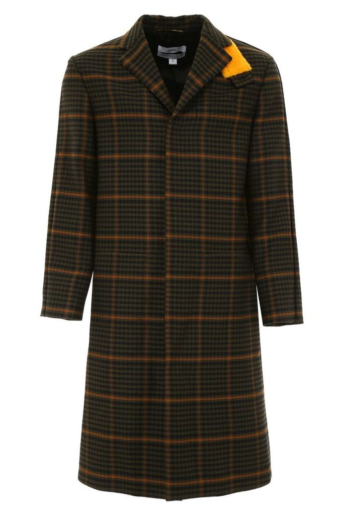 OAMC Macro Check Coat