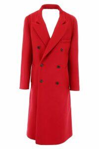 Maison Margiela Open Back Coat