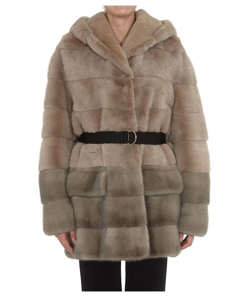 Blancha Fur Jacket