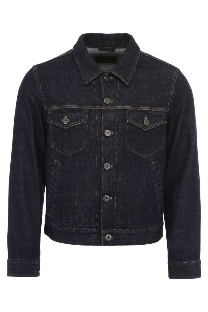 Prada Linea Rossa Denim Jacket