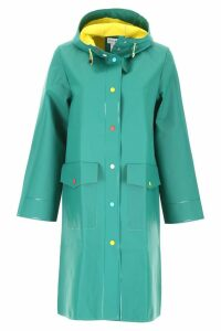 Mira Mikati Raincoat With Buttons