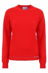 Prada Linea Rossa Cashmere Pullover