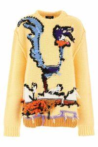 Calvin Klein Beep Beep Pullover