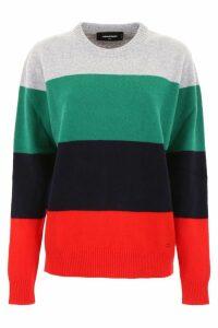 Dsquared2 Color Block Pullover