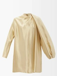 Givenchy - Faux Fur Coat - Womens - Multi
