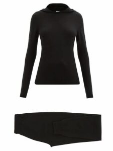 Raey - 1970s Tiger Shearling Coat - Womens - Pink
