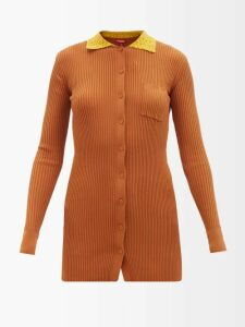 Emilia Wickstead - Giovanna Floral-print Dress - Womens - Multi
