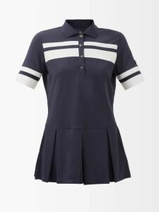 Zazi Vintage - Suzani Embroidered Shearling Coat - Womens - 243 White Multi