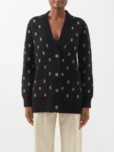 Raey - Elasticated-back Wool-blend Skirt - Womens - Grey
