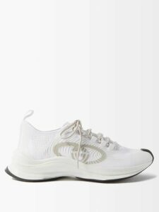 Emilia Wickstead - Philly Gathered Crepe Midi Dress - Womens - Red