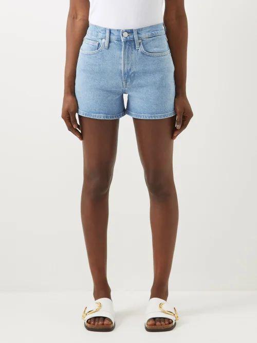 Sies Marjan - Rudy Belted Shearling Coat - Womens - Pink