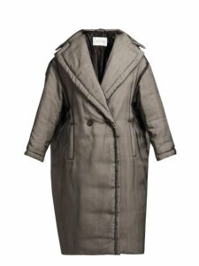 Max Mara - Knut Coat - Womens - Black